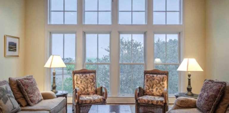 Window Treatment Options for Tall Windows